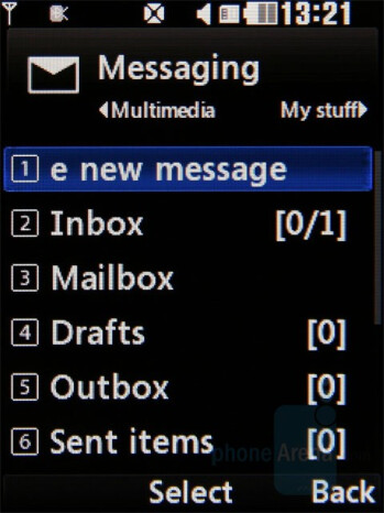Messaging - LG Secret Review