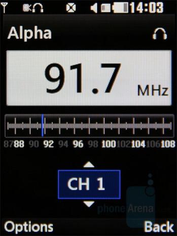 FM Radio - LG Secret Review