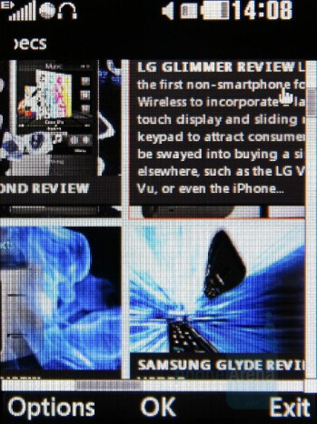 LG Secret Review