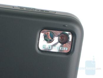 Camera - Samsung Instinct Review