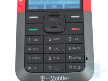 Keypad - Nokia 5310 XpressMusic Review