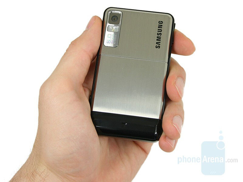 Samsung SGH-F480 Review