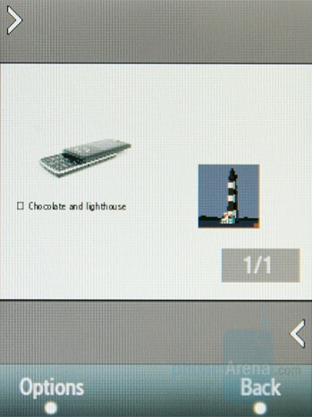 PowerPoint - Samsung SGH-F480 Review