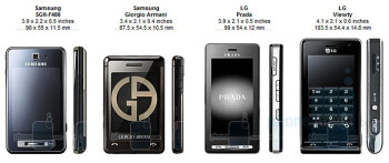 samsung sgh f480 review rh phonearena com Samsung SGH- G800 Samsung SGH- D500