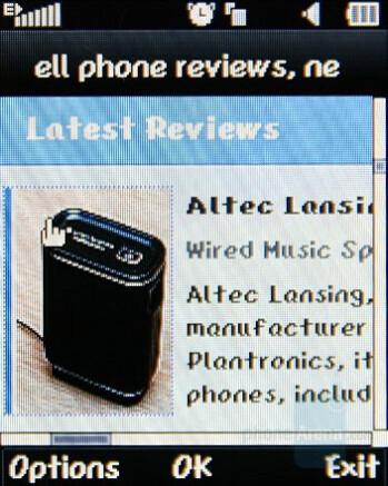LG KF310 Review