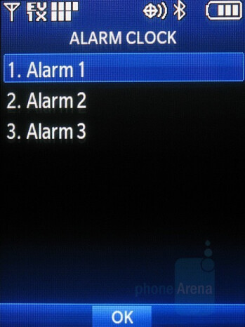 Alarms - LG Decoy Review