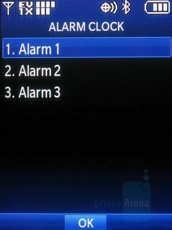 Alarms - LG Decoy Review