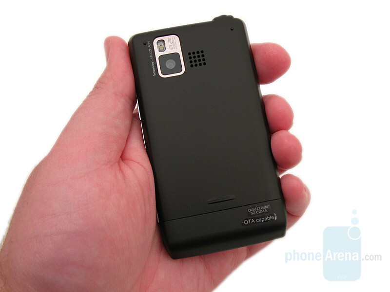 LG Dare Review