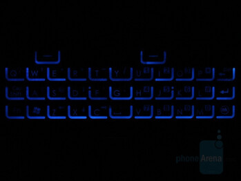 QWERTY Keyboard - Eten M810 Review