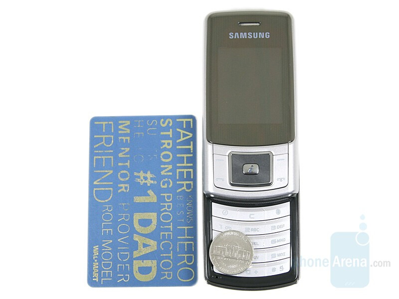 Samsung SGH-M620 Review