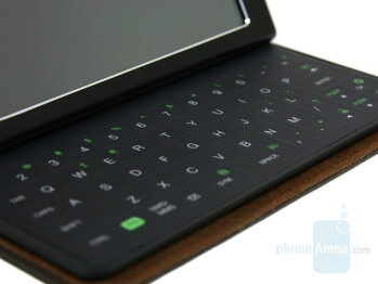 Keyboard - HTC X7510 Advantage Review
