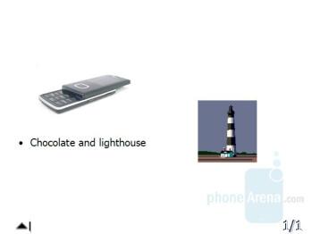 PowerPoint - HTC X7510 Advantage Review