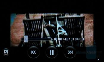 Video - LG Vu - Touchscreen phone comparison Q3 - U.S. carriers