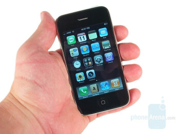 Apple iPhone 3G - Touchscreen phone comparison Q3 - U.S. carriers