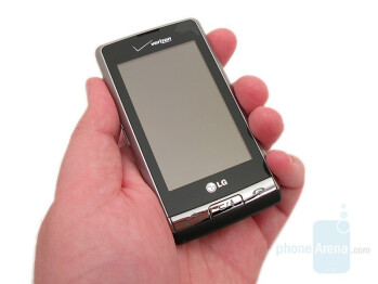 LG Dare - Touchscreen phone comparison Q3 - U.S. carriers