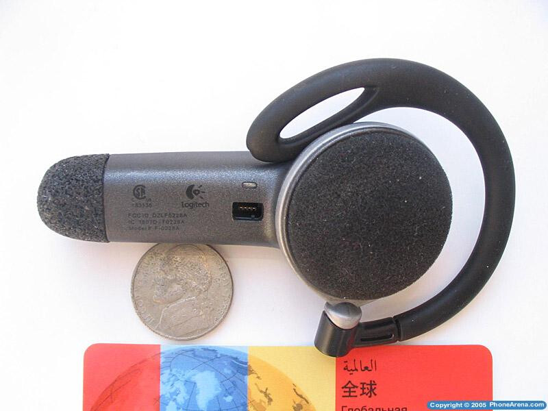 Logitech Mobile Freedom Bluetooth Headset review