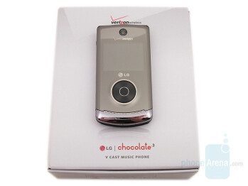 LG Chocolate 3 Review