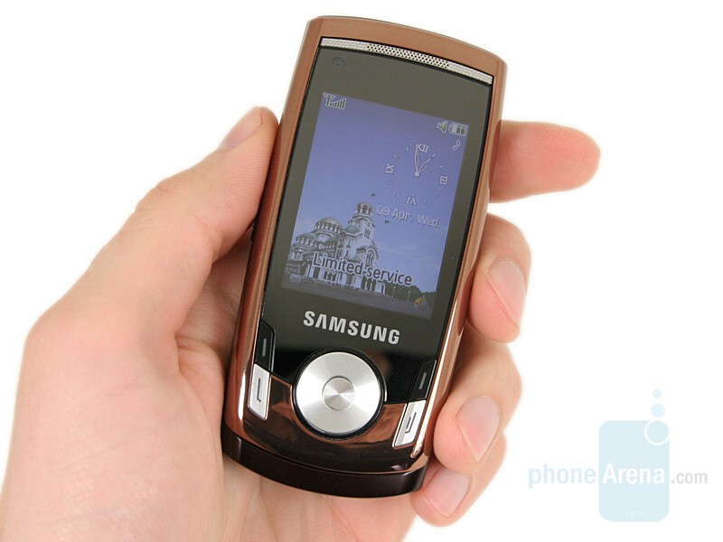 Samsung SGH-L770 Review