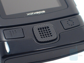 D-pad - T-Mobile Sidekick Review