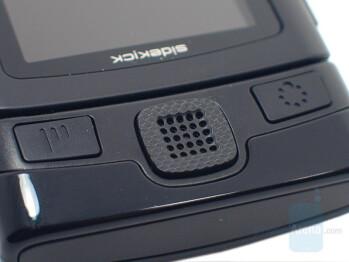 D-pad - T-Mobile Sidekick Review