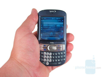 Palm Treo 800w Review