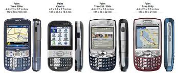 Palm Treo 800w Review