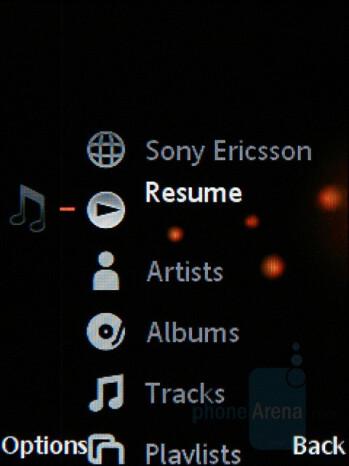 Sony Ericsson W595 Preview