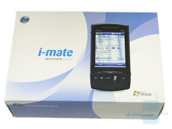 i-mate Ultimate 6150 Review