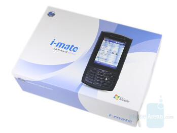 i-mate Ultimate 8150 Review