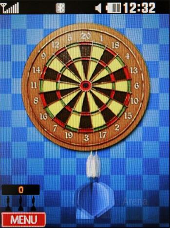 Dart - Games - LG KC550 Review