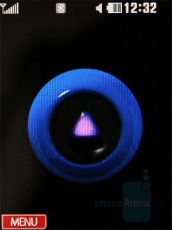 Magic Ball - Games - LG KC550 Review