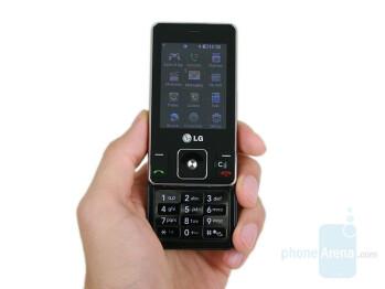 LG KC550 Review