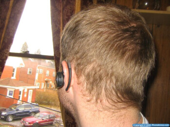 Gennum nXZEN PLUS 5500 Bluetooth Headset Review