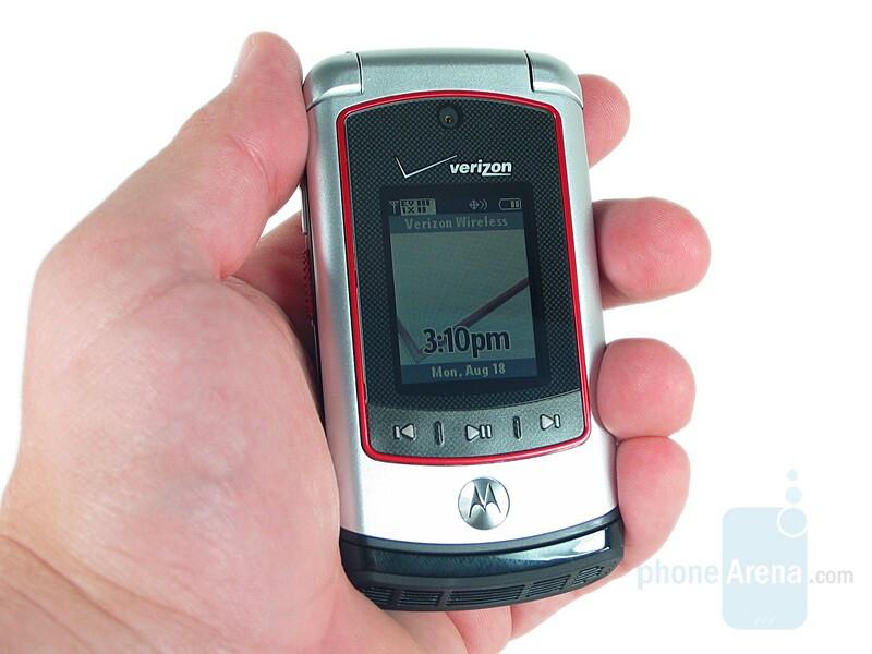 Motorola Adventure V750 Review