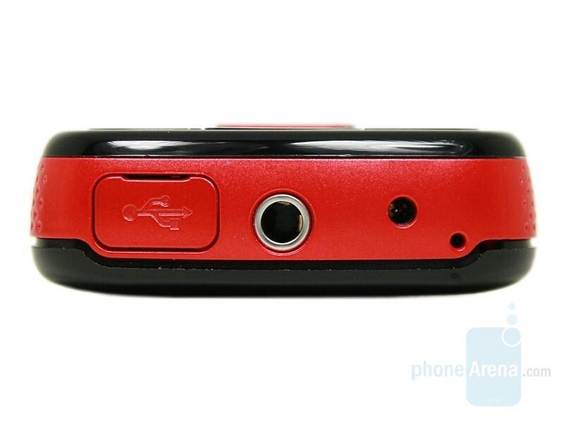 Bottom - Nokia 5320 XpressMusic Review