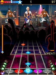 Guitar Rock Tour - Nokia 5320 XpressMusic Review