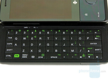 QWERTY - HTC Touch Pro Review
