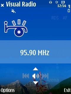 FM radio - Nokia 6210 Navigator Review