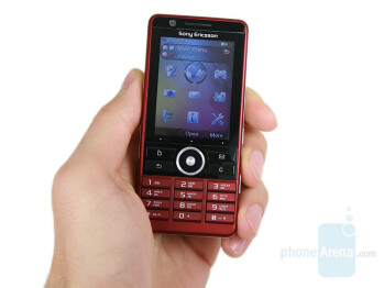 Sony Ericsson G900 Review