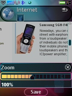 Sony Ericsson G900 Review