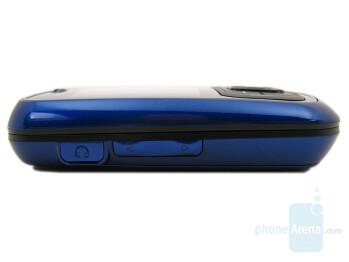 Left Side - Verizon Wireless Blitz Review