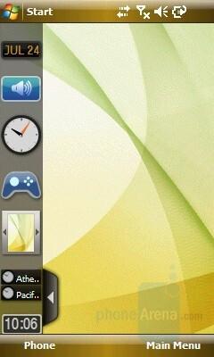 Samsung OMNIA - Touchscreen phone comparison Q3 - GSM phones