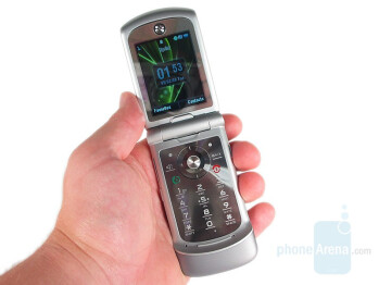 Motorola RAZR VE20 Review