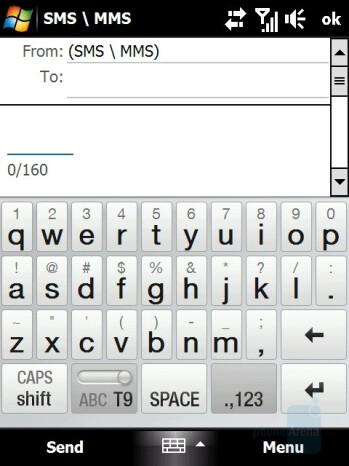 HTC Touch Diamond - Touchscreen phone comparison Q3 - GSM phones