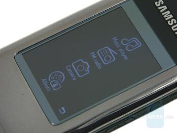 External display - Samsung SGH-G400 Review