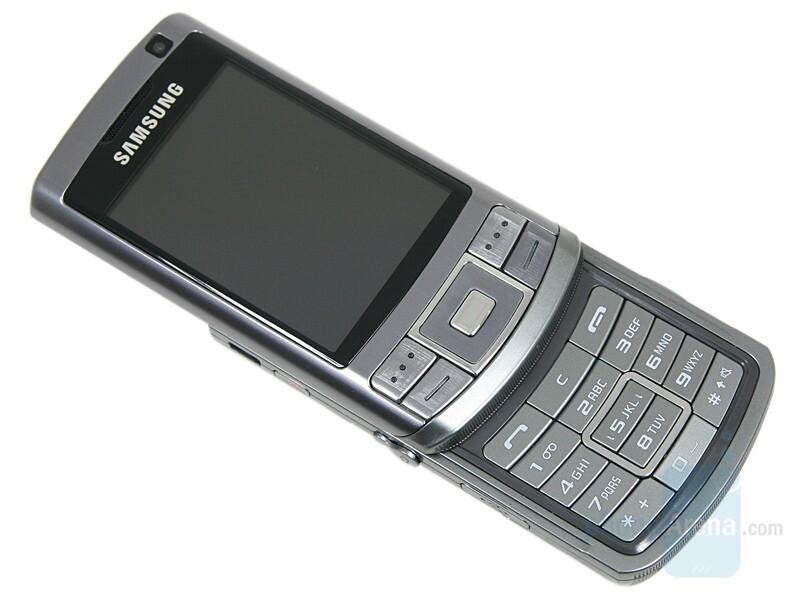 Samsung SGH-G810 Review