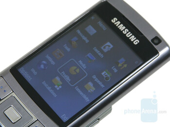 Samsung SGH-G810 Review