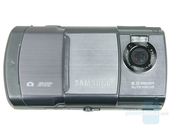 Camera Lid - Samsung SGH-G810 Review
