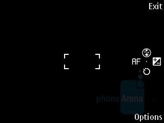 Camera Interface - Samsung INNOV8 Preview