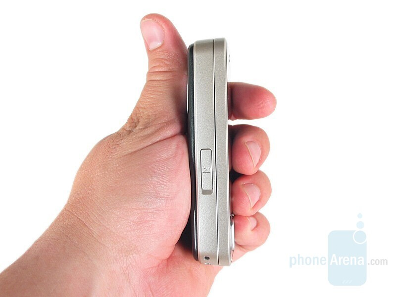 Left Side - Nokia N96 Review